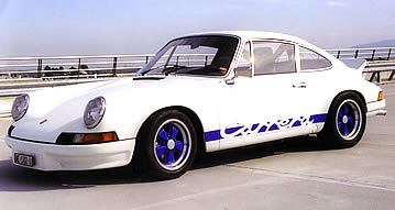 Porsche Carrera 2.7 RS Contact Sportauto